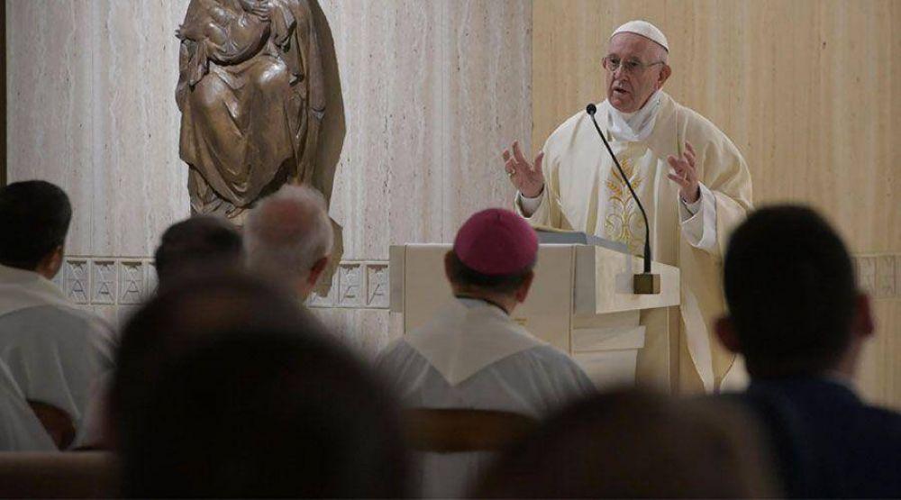 Estas son las tres dimensiones del Adviento, según el Papa Francisco
