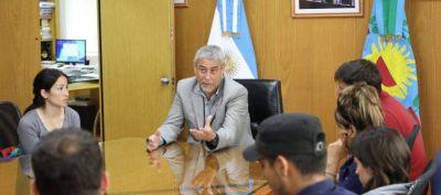 Ferraresi recibió a los despedidos de SIAM y trabajaron en el pedido de reincorporación
