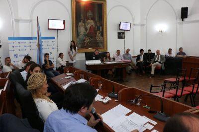 El HCD de Pilar aprobó el Presupuesto 2019