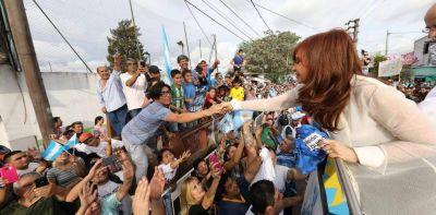 Para analizar su candidatura, Cristina se mandó a medir provincia por provincia