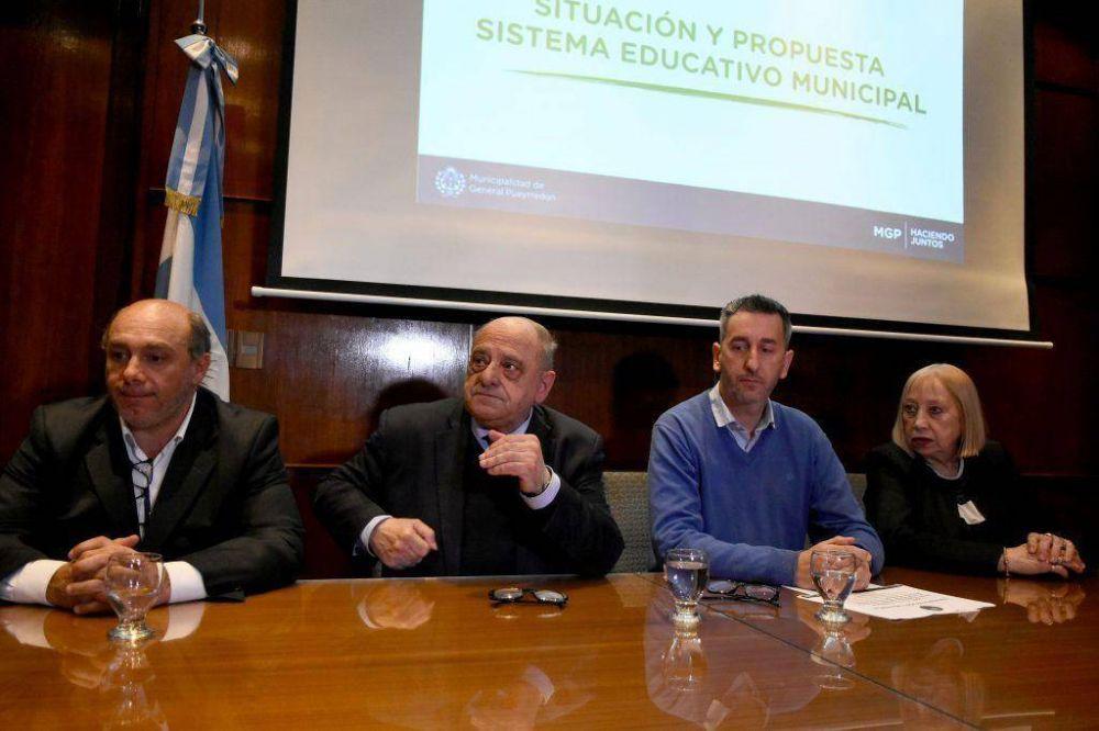 Arroyo vetó la ordenanza que restablecía las bonificaciones de los docentes