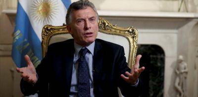 """Mauricio Macri acusó al kirchnerismo por la violencia barrabrava y habló de la """"amenaza de los diciembres"""""""