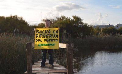 La Provincia construirá una pasarela en la Reserva del Puerto que permitirá a los visitantes recorrer el lugar
