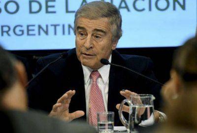 Aguad expondrá en el Congreso sobre la desaparición y el hallazgo del ARA San Juan