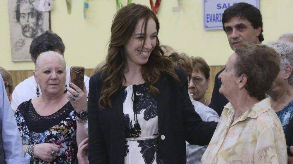 Desdoblar la elección en Buenos Aires le costaría a Vidal $ 2800 millones