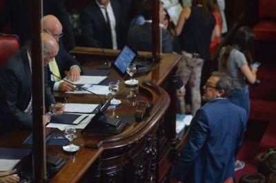 Se aprobó el endeudamiento: apoyo del massismo y fuertes críticas del kirchnerismo