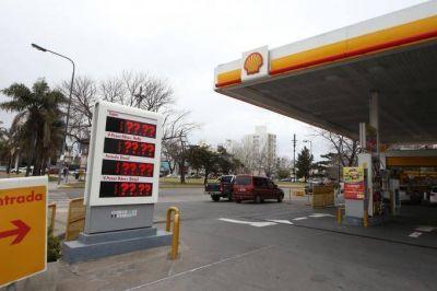 Desde este martes en las estaciones de servicio de Shell los combustibles bajan hasta 1,5%