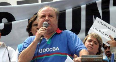 """Paro docente: """"El presupuesto es un dibujo, nosotros continuaremos en plan de lucha"""", adelantaron desde UDOCBA"""