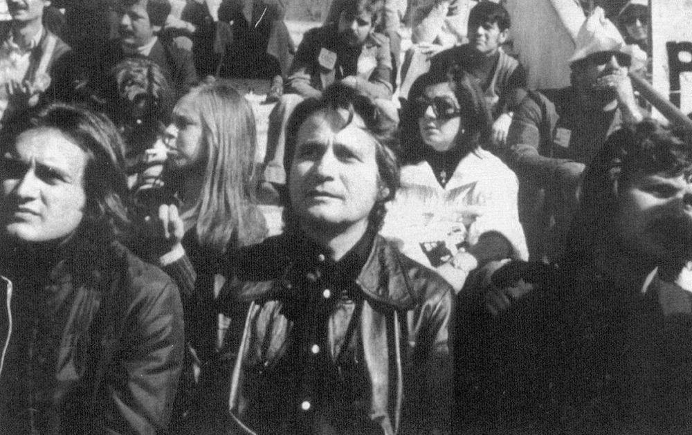 El eterno Raimundo Ongaro fue homenajeado por gráficos, municipales y metalúrgicos