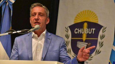 Arcioni propone un encuentro entre Nación, Provincia y Municipio por las obras hídricas