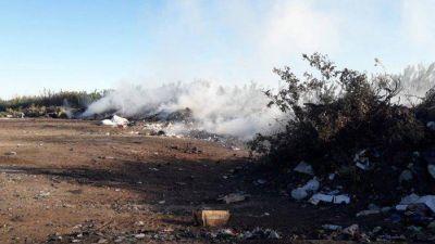 Santa Fe: basurero a cielo abierto de Humboldt causa serios daños a los vecinos