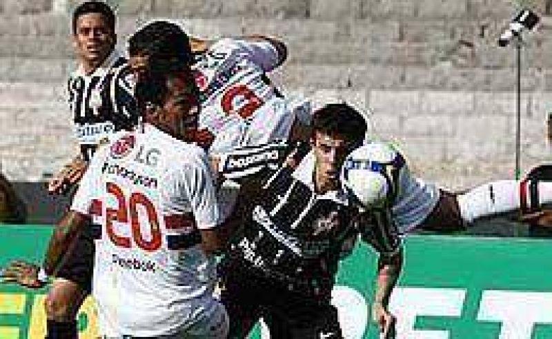 Debutó Defederico en Corinthians