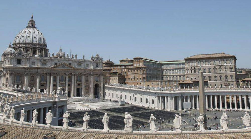 Unión Europea reconoce sistema financiero del Vaticano