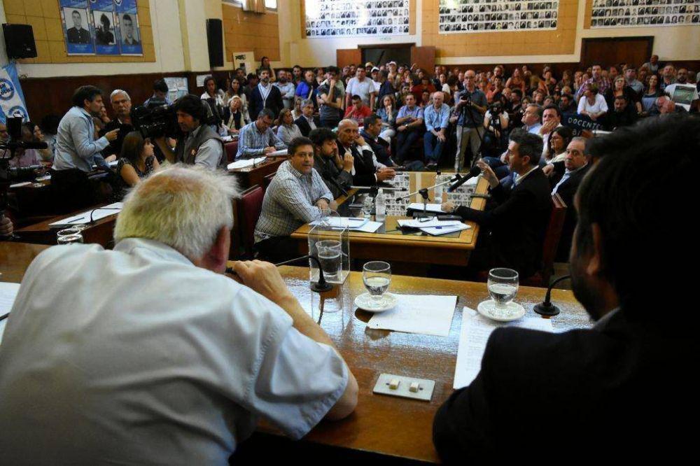 Entretelones de una sesión histórica donde el Concejo cantó victoria
