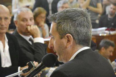 """Las dos caras del oficialismo: Distefano, el """"Señorito"""" y Hernán Mourelle el """"Luchador del barro"""""""