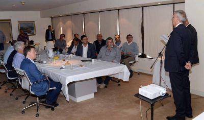 La Municipalidad participó de un encuentro sobre energías renovables en Bahía Blanca