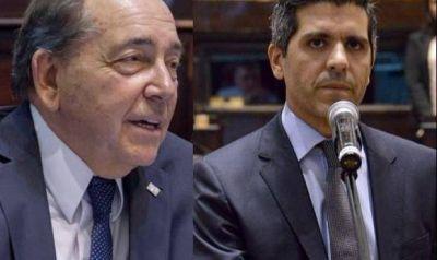 Domínguez Yelpo y Rago levantaron la mano y aprobaron un presupuesto que no contempla obras para Necochea