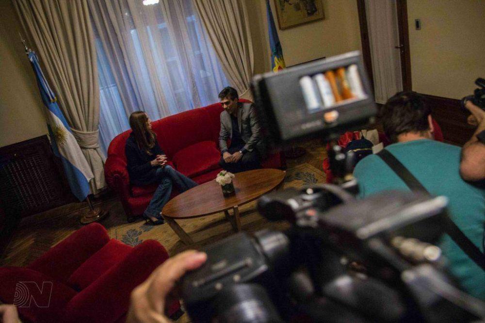Acuerdo Vidal-Massa para desdoblar las elecciones bonaerenses. ¿Incluirá a López?