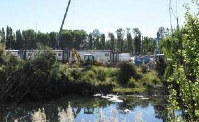YPF informó un segundo derrame en el pozo petrolero en Allen