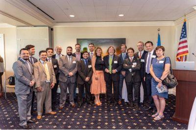 La Cámara de Comercio Argentina Texana realizará un cocktail de agradecimiento para sus miembros