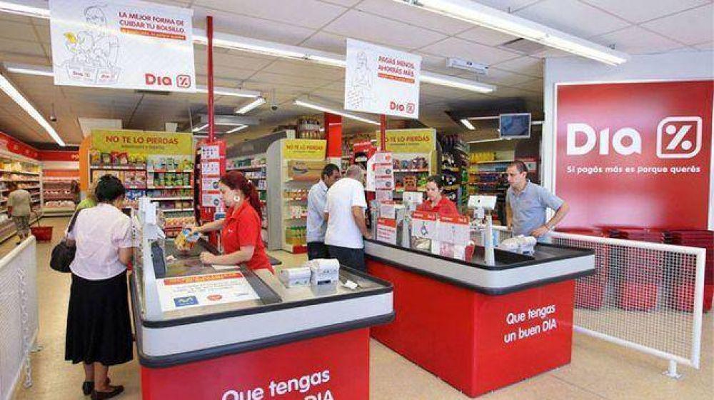 La cadena de supermercados Día cambia su CEO en Argentina