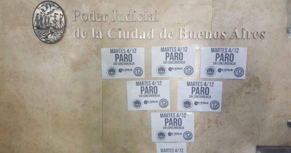 Preocupación en el poder judicial porteño por el intento del Ejecutivo de someterlo