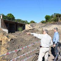 Obras hídricas de alto impacto social y productivo para evitar inundaciones