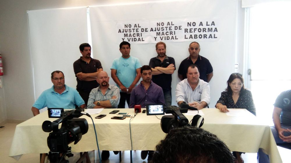 Mesa Inter Sindical: llaman a movilizarse el 13