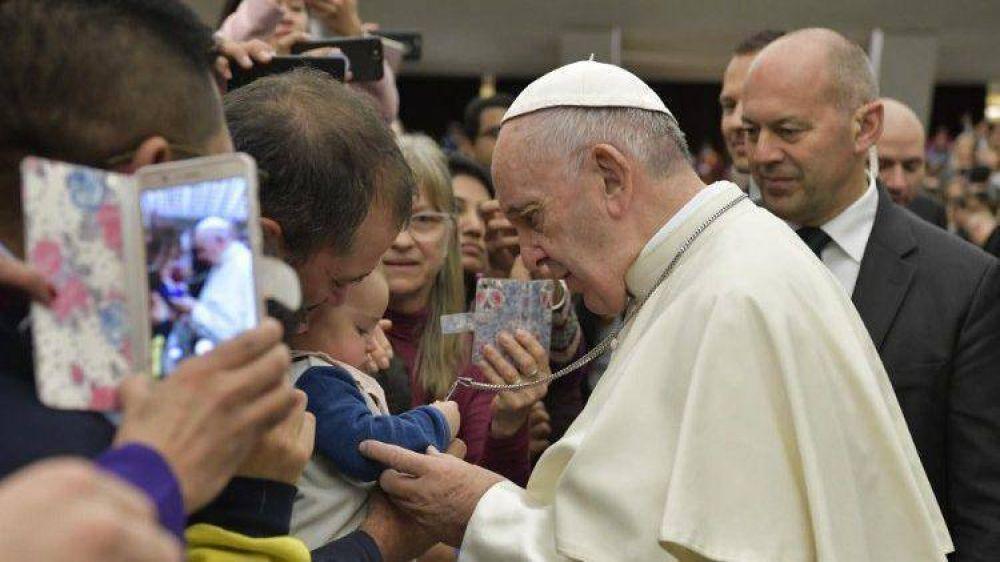 El Papa en la catequesis: pidamos al Señor ¡enséñanos a rezar!