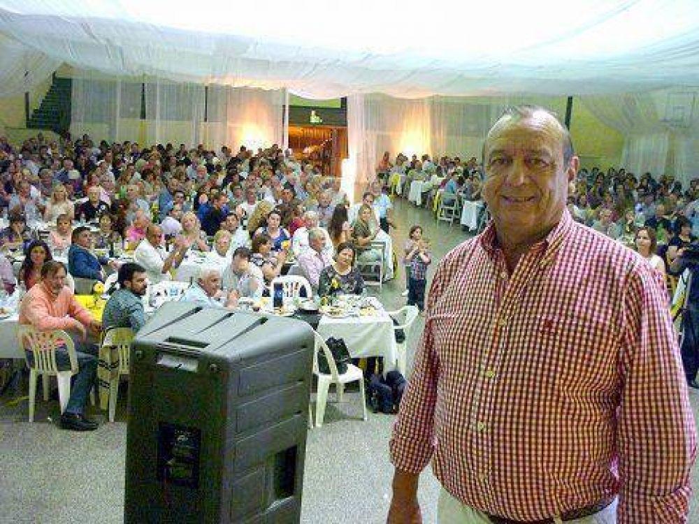El Movimiento Vecinal celebra su 33° aniversario en cena de fin de año