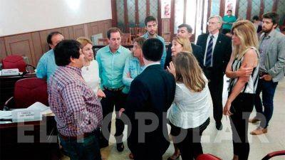 La prórroga de la concesión a Ola Bus, con fuerte debate en el HCD