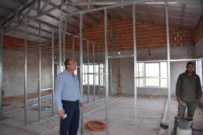 """""""En marzo estaremos inaugurando el ciclo lectivo 2019 de la Escuela Agraria en el nuevo edificio"""""""