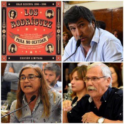 """En el Concejo bailaron con """"Los Rodríguez"""", marplatenses en el G20 y las multas que no se cobran"""