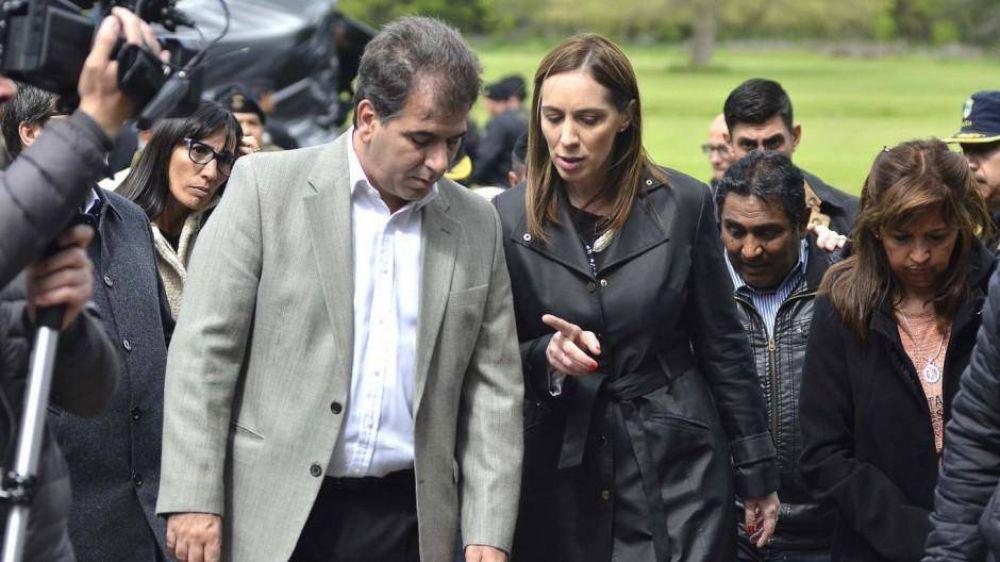 Vidal y Ritondo se oponen a aplicar el protocolo de seguridad de Bullrich