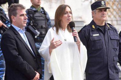 Vidal se despega otra vez de Macri: Provincia anunció que no adherirá al protocolo de Bullrich