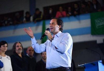 Sujarchuk apoyó el proyecto de Massa para desdoblar las elecciones municipales de las provinciales