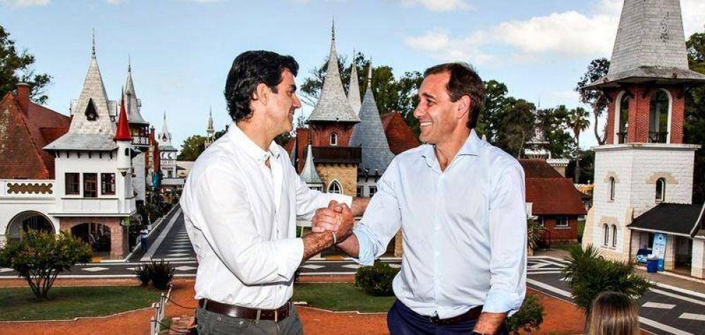 La visita de Urtubey a La Plata genera polémica: qué tiene que ver el gobernador salteño con Edelap