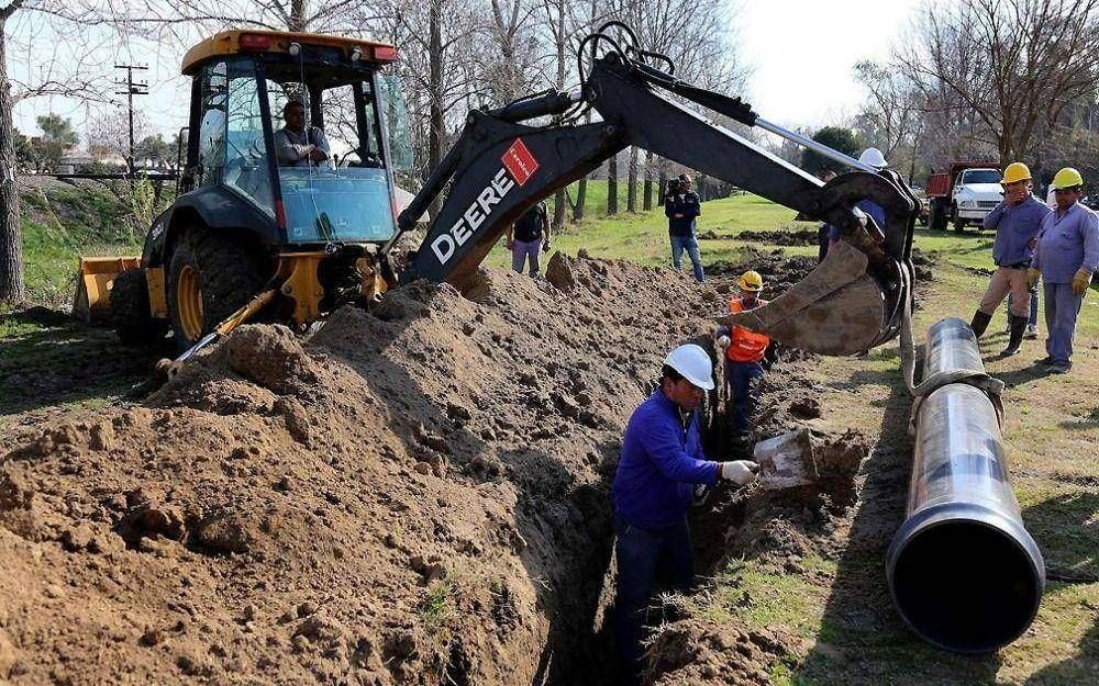 Anunciaron que el Acueducto Norte se inaugurará en enero