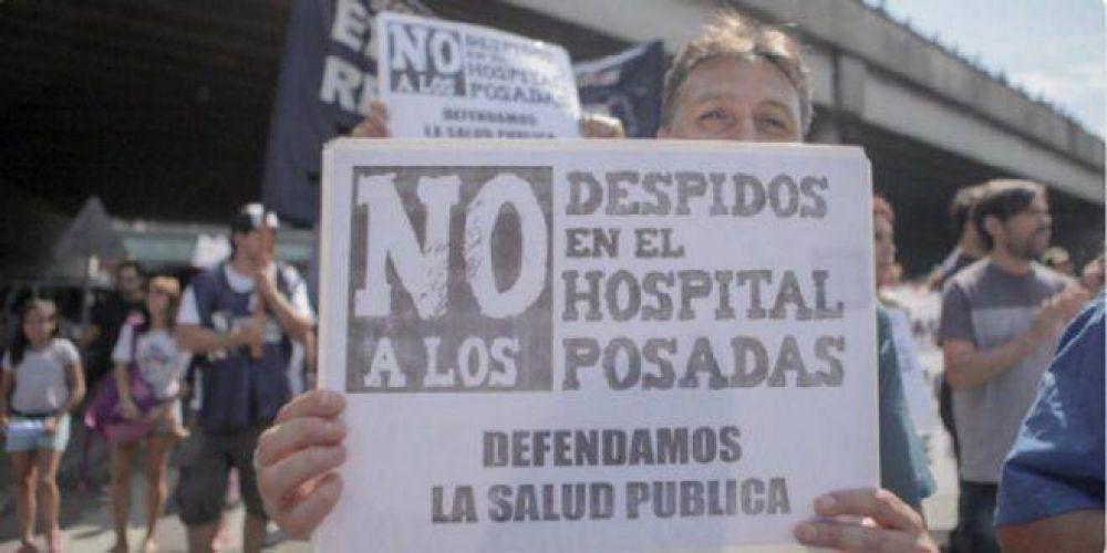 Alertan que fin de año podría traer otra ola de despidos masivos en el hospital Posadas