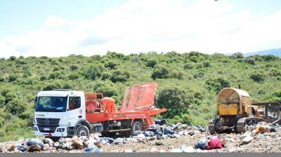 La Comunidad Regional de Punilla avanza en la erradicación del basural de Cosquín