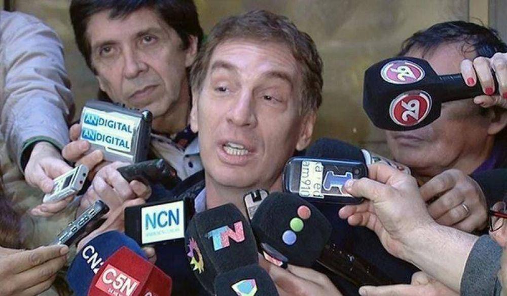 Seguridad: Santilli defendió el protocolo de Bullrich