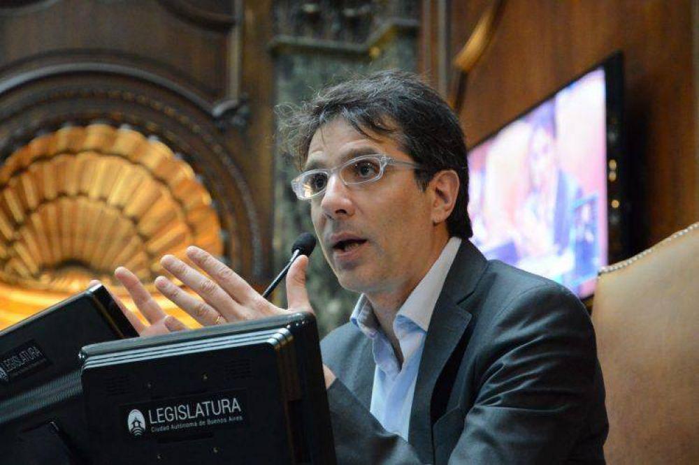 """Acevedo: """"Si Gallardo quiere gobernar que forme su partido político"""""""