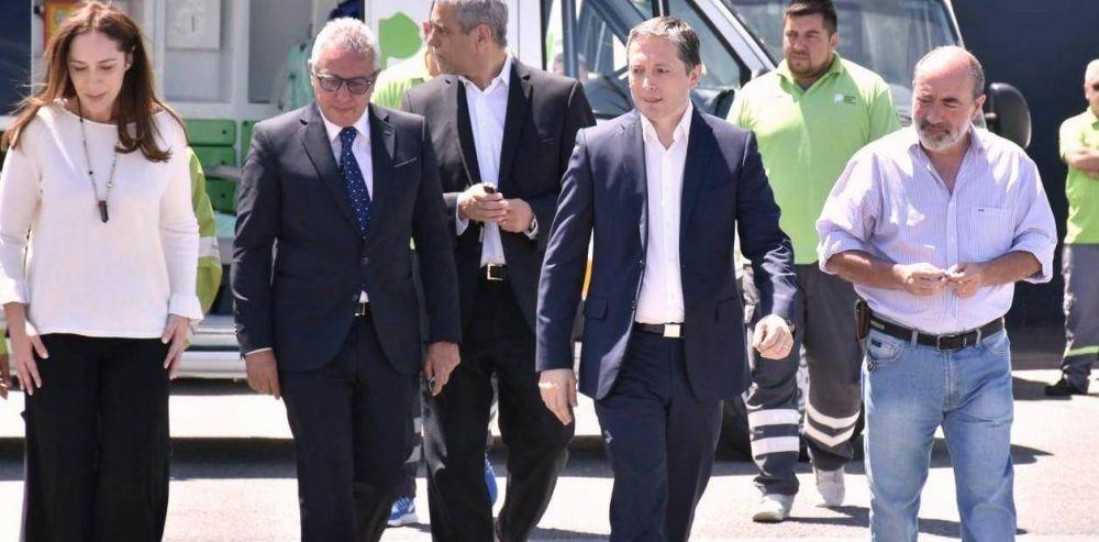La inesperada grieta del PJ con el presupuesto de María Eugenia Vidal