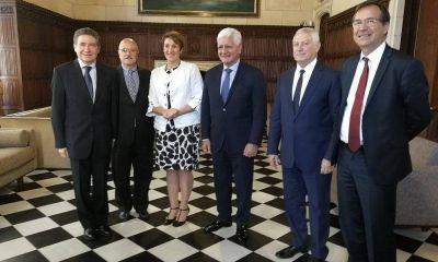 El hombre de Macri en Aguas Bonaerenses le abre la canilla al lobby francés