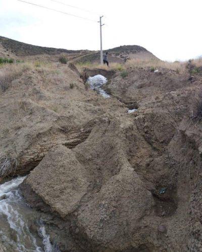 Otra vez se rompe: el acueducto en zona norte parece una fuente
