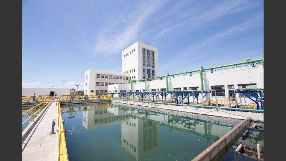 ABSA firmó un acuerdo de cooperación y pertenecerá al Club de los Grandes Servicios de Agua