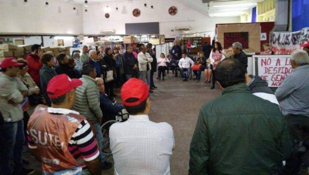 Pami: Jornada de protesta contra los despidos