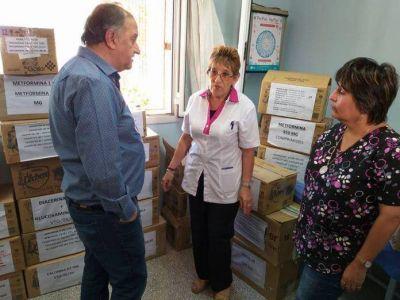 """El Municipio profundizará el programa """"Medicamentos Solidarios"""""""