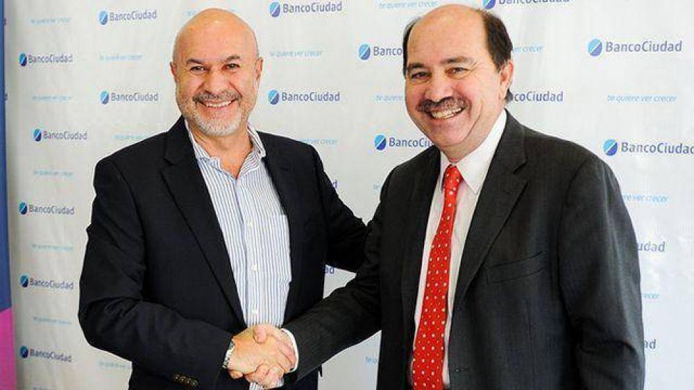 Banco Ciudad y el BID acuerdan financiar proyectos de energías renovables
