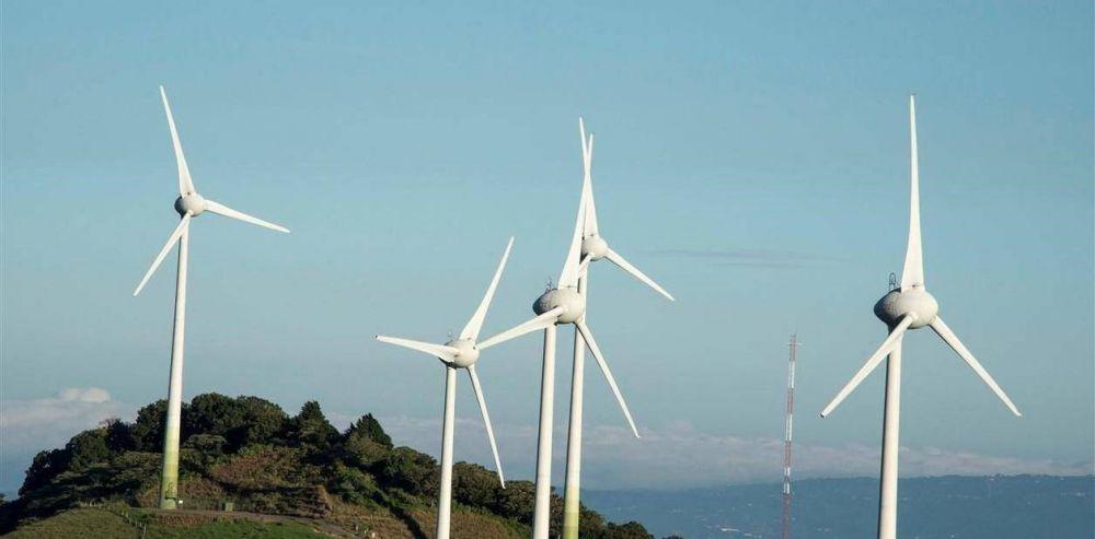 Energía eólica: una de las renovables que más creció en el país